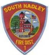 Fire District Patch