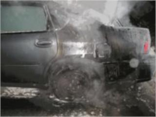 Arson / Fire Investigations Photo